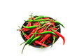 Free Red And Green Chili Royalty Free Stock Photography - 28737957