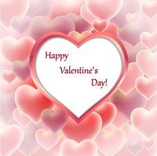 Free Valentine Card Stock Photos - 28732093