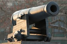 Free Cannon Old Nautical Stock Photo - 28733730