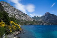 Free Another View Of Bariloche Stock Photography - 28733942
