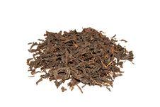 Free Black Tea Leaves Stock Photography - 28734282