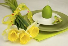 Free Easter Still Life Royalty Free Stock Photography - 28734677