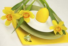 Free Easter Still Life Royalty Free Stock Photos - 28734688