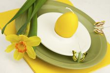 Free Easter Still Life Royalty Free Stock Photography - 28734697