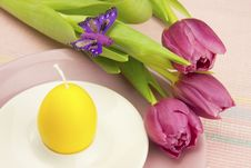 Free Easter Still Life Stock Photography - 28734712