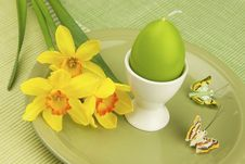 Free Easter Still Life Royalty Free Stock Images - 28734729