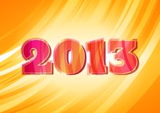 Free Bright 2013 Sign Stock Images - 28737074