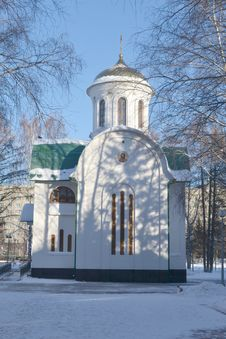 Free The Temple In Honor Of Sacred Blessed Prince Dmitr Stock Photo - 28738670