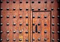 Free Ornamental Spanish Door Stock Photo - 28742230