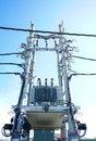Free Electricity Pylons Stock Photos - 28747873