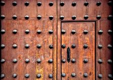 Free Ornamental Spanish Door Stock Photo - 28742230