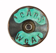 Free Button Jeans Wear Royalty Free Stock Images - 28746539