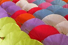 Free Bamboo Umbrella Royalty Free Stock Photography - 28748877