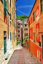 Free Camogli, Colorful Streets , Italy Royalty Free Stock Images - 28750019