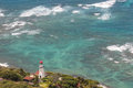 Free Lighthouse On Oahu, Hawaii Royalty Free Stock Images - 28752579
