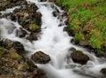 Free Wahkeena Falls Stock Photography - 28754292