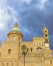 Free Cathedral Of Palermo Stock Photography - 28756112