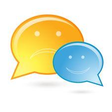 Free Talk Bubble / Speech Bubble Stock Images - 28750524