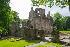 Free Huntly Castle, Scotland Royalty Free Stock Images - 28751049
