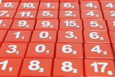 Free Numbers Stock Photos - 28758283