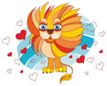 Free Love Lion Stock Photos - 28760213