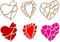 Free Heart Sketch Royalty Free Stock Photo - 28763295