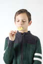 Free Boy With Lollipop Royalty Free Stock Photos - 28763608