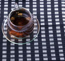 Free Cup Of Black Tea Stock Photo - 28760000