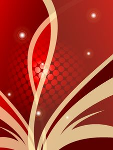 Free Red Valentine S Day Backdrop Royalty Free Stock Photo - 28760865