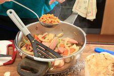 Free Vegetarian Stew Royalty Free Stock Images - 28761139