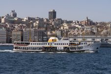 Free Bosphorus Trip Royalty Free Stock Photography - 28768007