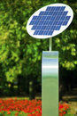 Free Solar Panel. Royalty Free Stock Photography - 28774677