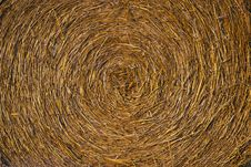 Free Harvested Hay Stock Photography - 28771642