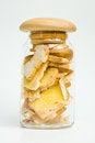 Free Desserts In Jar Stock Photos - 28780913