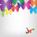 Free Butterfly Background Concept Stock Photo - 28785100