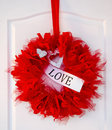 Free Love Garland Royalty Free Stock Images - 28785399
