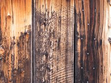 Free Old Wood Fence Royalty Free Stock Image - 28785566