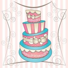 Free Big Cake Stock Images - 28789154