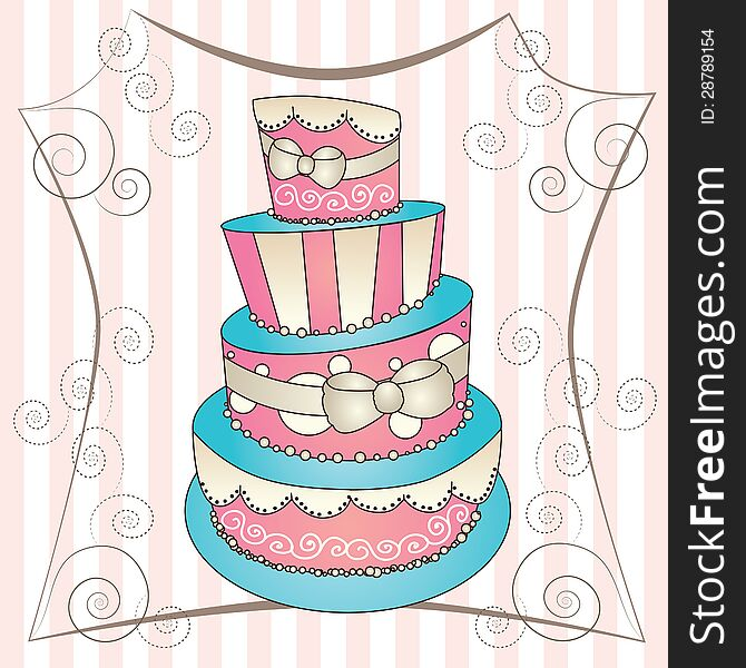 Big cake