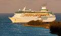 Free Cruise Ship Royalty Free Stock Photography - 28790187