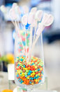Free Colorful Candy In A Glass At A Wedding Party Royalty Free Stock Images - 28791059