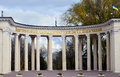 Free The Gates To The City Park Recreation Stock Photography - 28791742