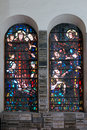 Free Catholic Stained Glass Window. Church. Royalty Free Stock Photos - 28794788