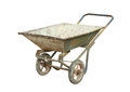 Free Wheel Barrow Royalty Free Stock Images - 28799739