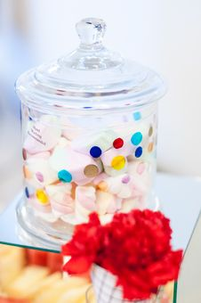 Free Delightful Candy Jar Stock Images - 28791034