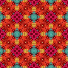 Free Colorful Pattern_4 Royalty Free Stock Images - 28791179