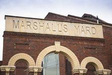 Free Marshalls Yard Shopping Area,Gainsborough, Lincolnshire Stock Photo - 28792600