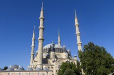 Free Selimiye Mosque Stock Images - 28793944