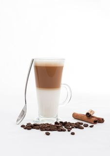 Free Cup Of Coffee. Stock Photo - 28797970