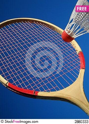 Free Badminton Stock Photos - 2880333